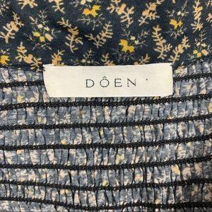 Doen Dresses - Dôen Honeysuckle Dress